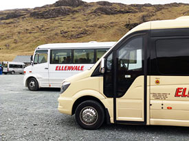 Ellenvale Coach Company, April 2019