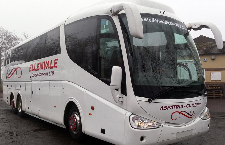 Ellenvale Coaches, Wigton, Maryport, Aspatria